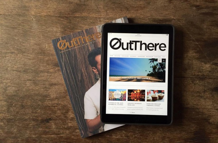 OutThere magazine